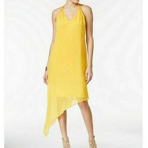 Thalia Sodi Sevile Sun Gold Dress Size S